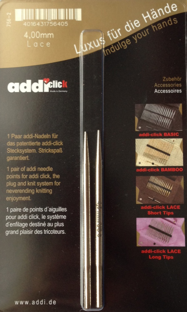 ADDI Click Sets:011.756.2