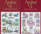 New Anchor Baby Samplers